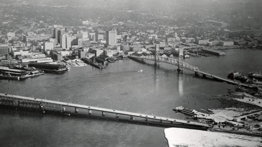 Jacksonville Florida 1960's