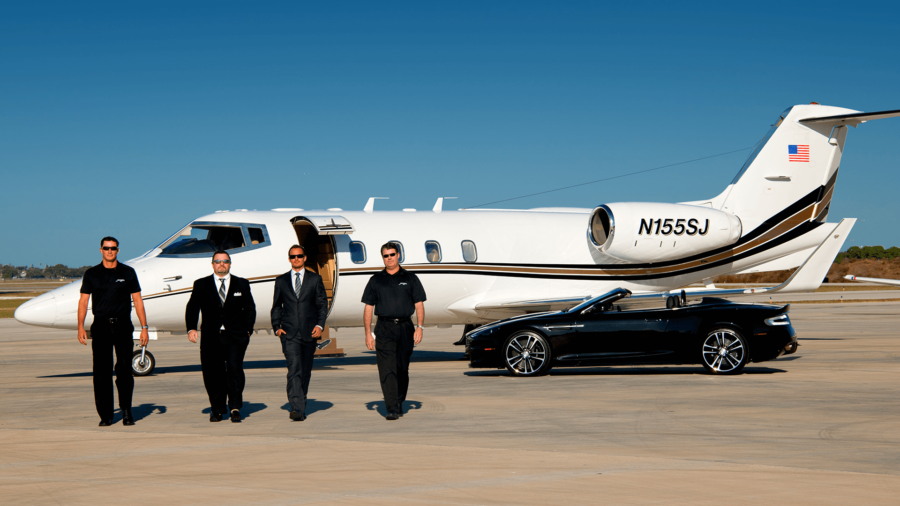 Sarasota Private Jet Service