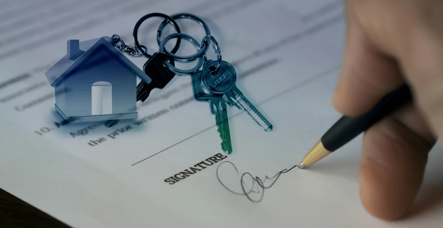 Executed Real Estate Sales Contract