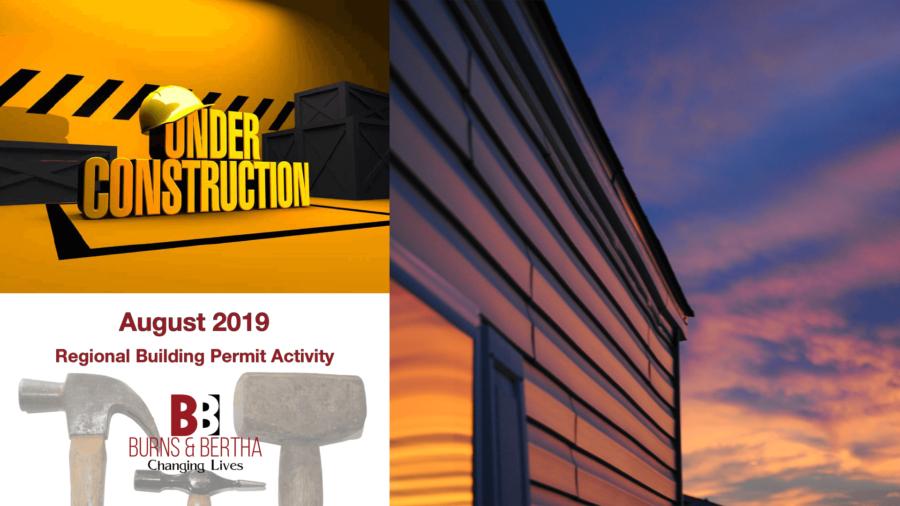 August 2019 Construction Permit Activity