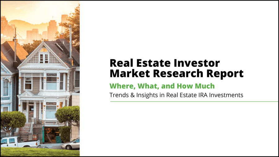 Real Estate Investor Market Research Report