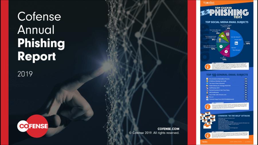 2019 Phishing Report