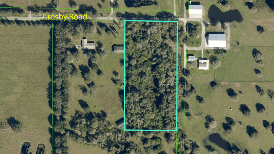 27991 Crosby Road, Pomello Park Myakka City, Florida 34251