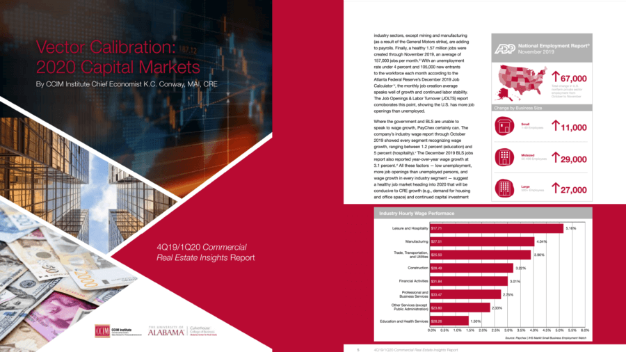 Commercial Real Estate Insights Report